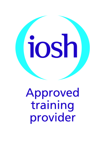 Approved training provider IOSH logo 01